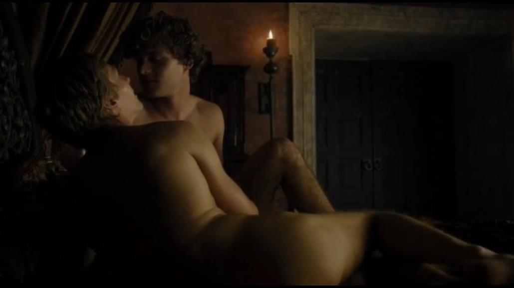"""Gorące sceny seksu z 5 sezonu """"Gry o tron"""" w jednym wideo!"""