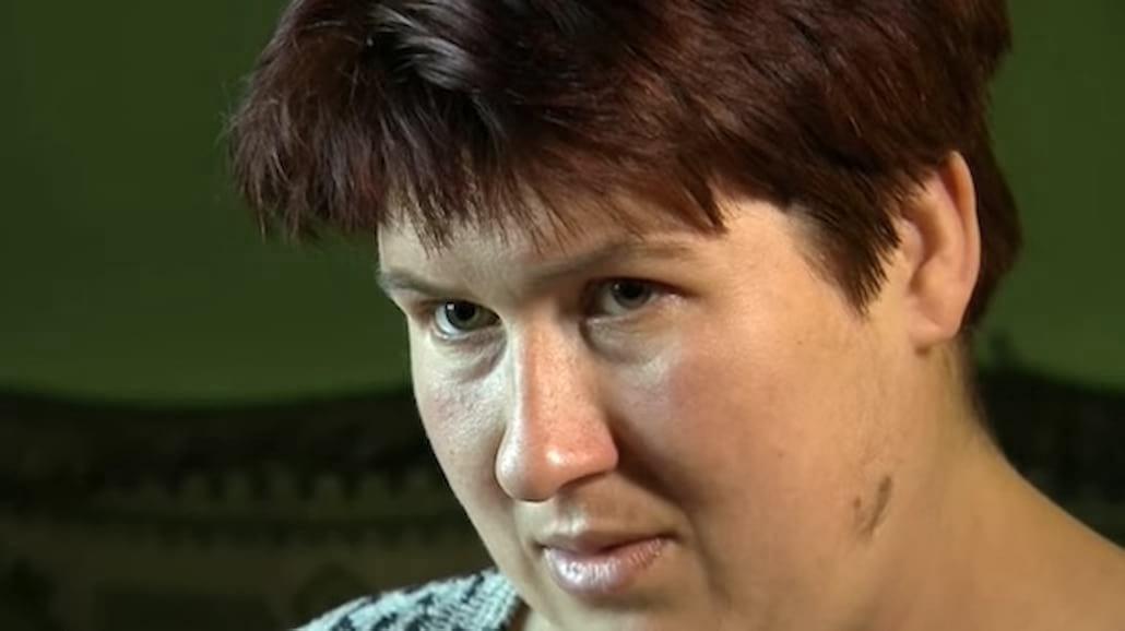 Ta kobieta nie wiedziała, że jest w ciąży. Wstrząsające nagranie z programu UWAGA! TVN [WIDEO]