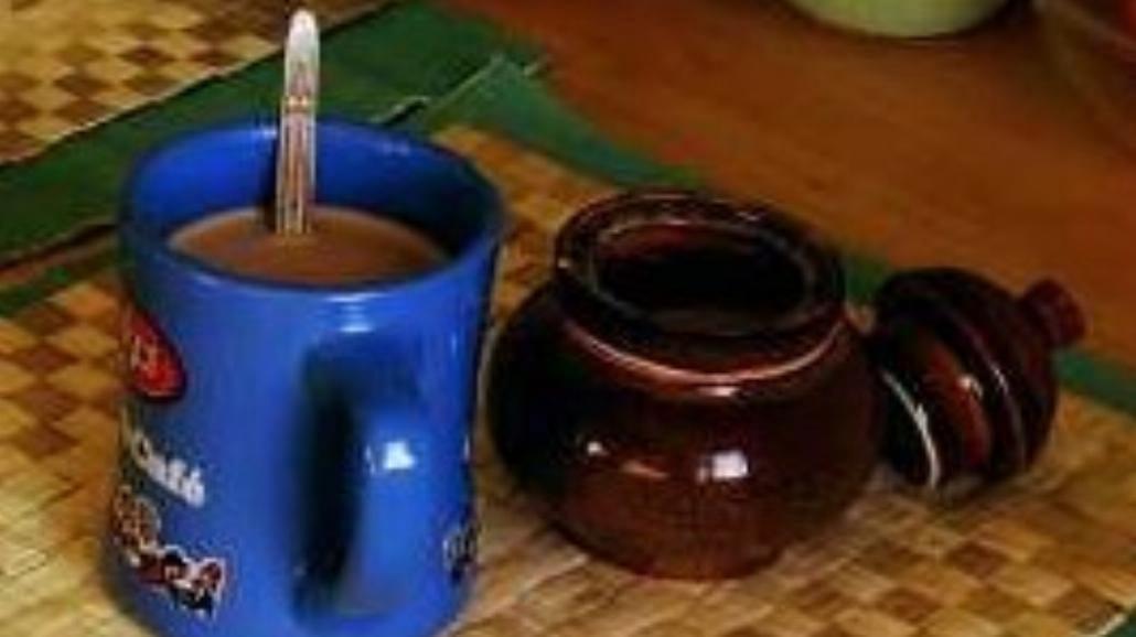 Kawa napojem bogów