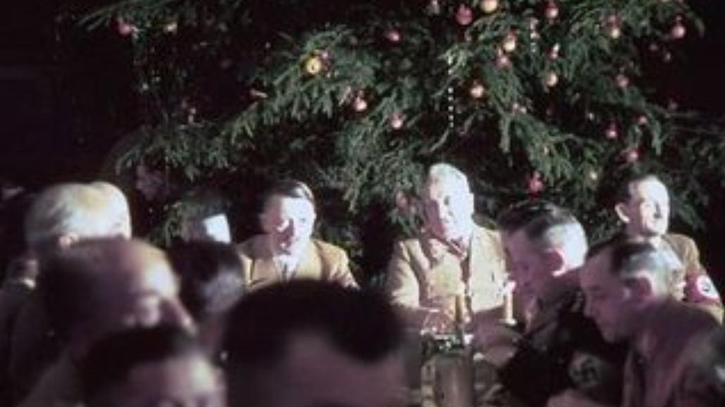 Jak Hitler Gwiazdkę świętował