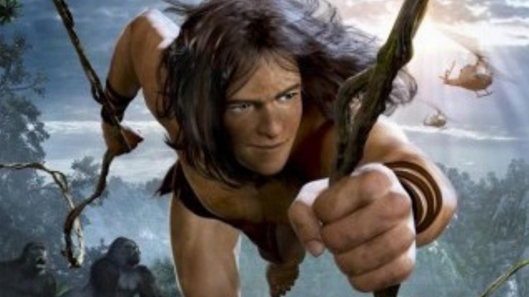 """""""Tarzan"""" - zobacz zwiastun nowej animacji"""