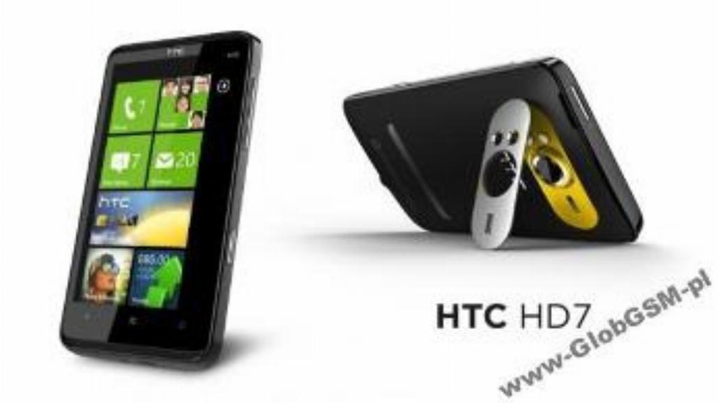 HTC HD 7- test telefonu