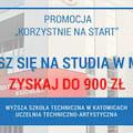 """Wyższa Szkoła Techniczna w Katowicach z ofertą """"Korzystnie na start"""" - Wyższa Szkoła Techniczna w Katowicach, katowice studia"""