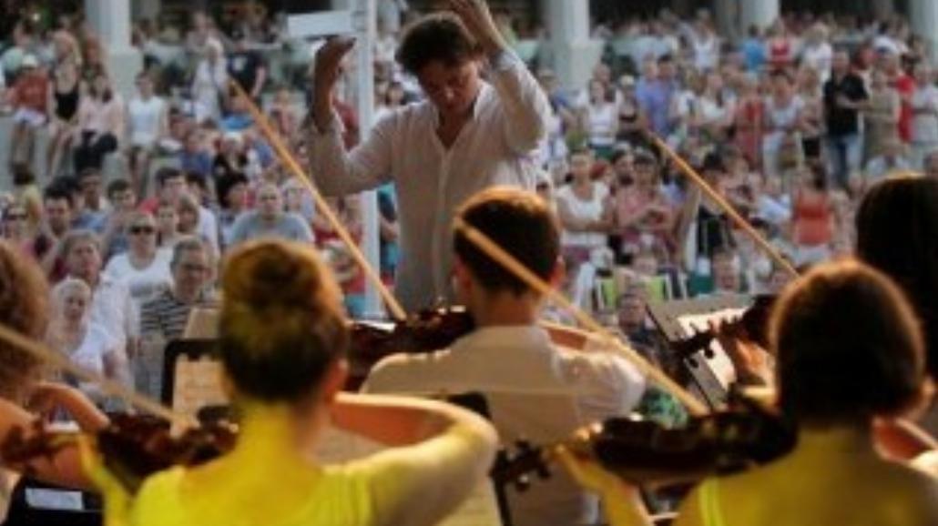 Letnie koncerty Młodej Polskiej Filharmonii