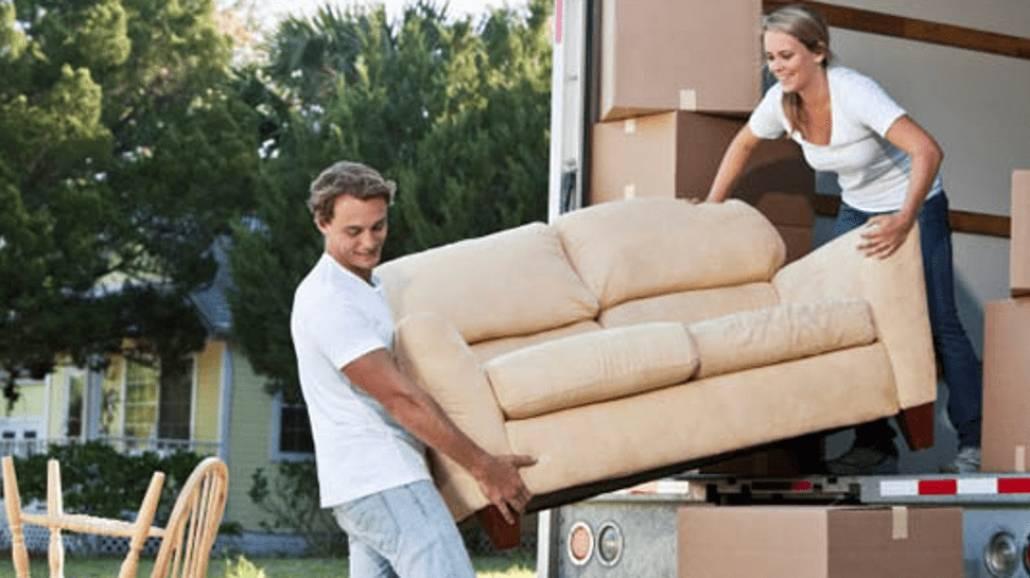 Gdzie przechować meble w trakcie przeprowadzki lub remontu?