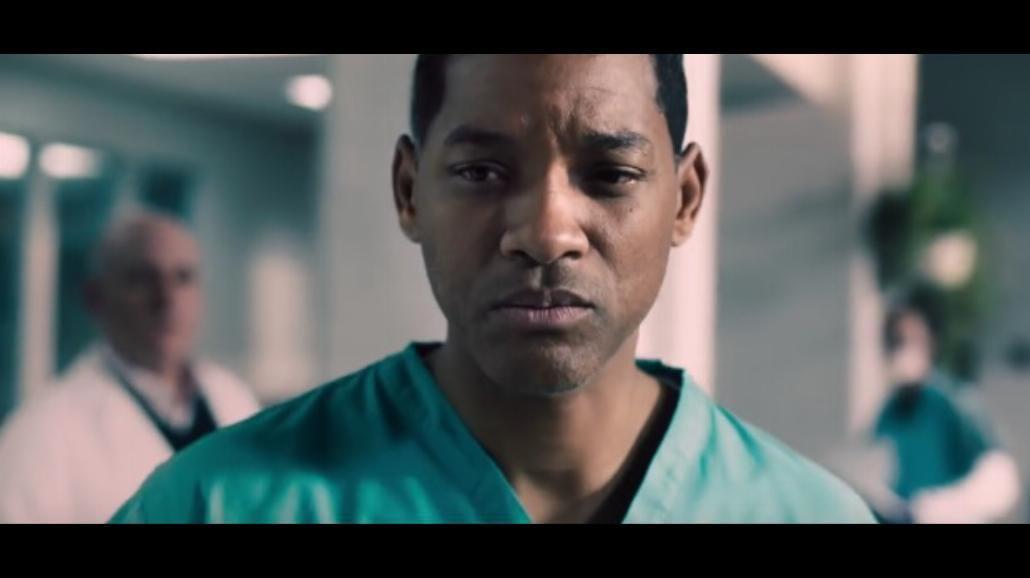 Will Smith odkrywa chorobę amerykańskich futbolistów [WIDEO]