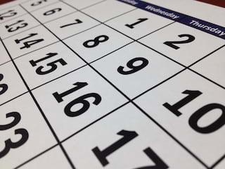 Dni wolne w roku szkolnym 2017/2018 - kalendarz dni wolnych, święta, ferie, długi weekend, dzień bez zajęć