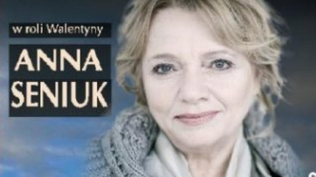 Spektakl z Anną Seniuk w CKWZ!