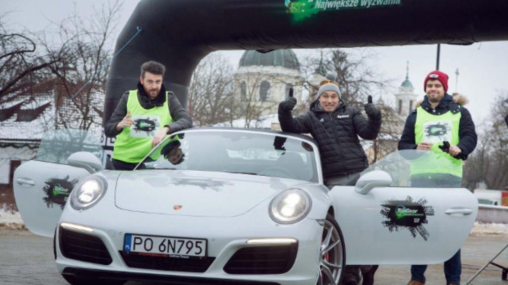 Top Gear: Największe Wyzwania. Zobacz zdjęcia z wyścigu! [ZDJĘCIA]