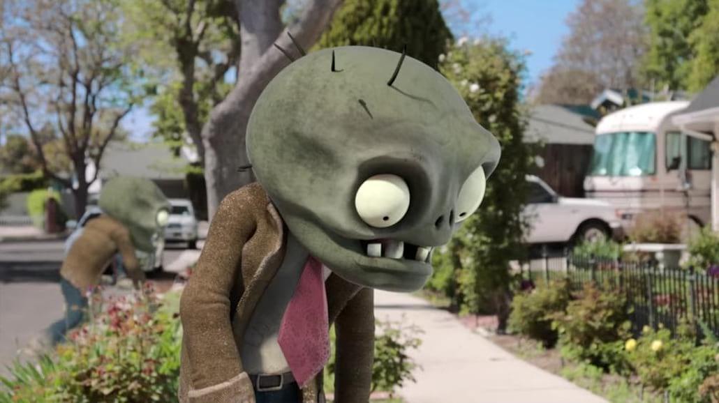 Zombie w grach wideo