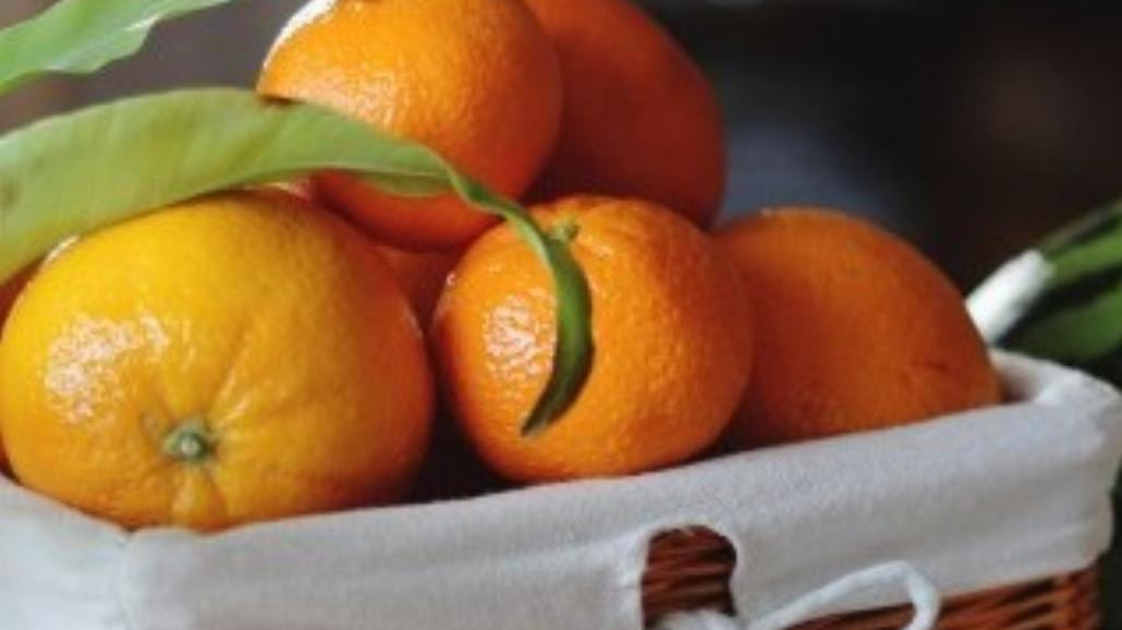 Mandarynka – nie tylko smaczna