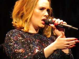Najgorszy występ Adele! Zobacz przeróbkę słynnego utworu. Uwaga! Prześmieszne nagranie! [WIDEO] - Send My Love, YouTube, przeróbka Adele