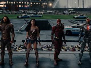 """""""Liga Sprawiedliwości"""": Zobacz nowy zwiastun i plakat filmu [WIDEO] - Justice League, Comic Con, 2017, trailer, zapowiedź, premiera"""