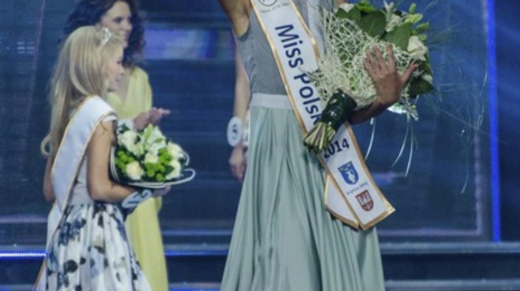 Ewa Mielnicka wygrała Miss Polski 2014 [ZDJĘCIA]