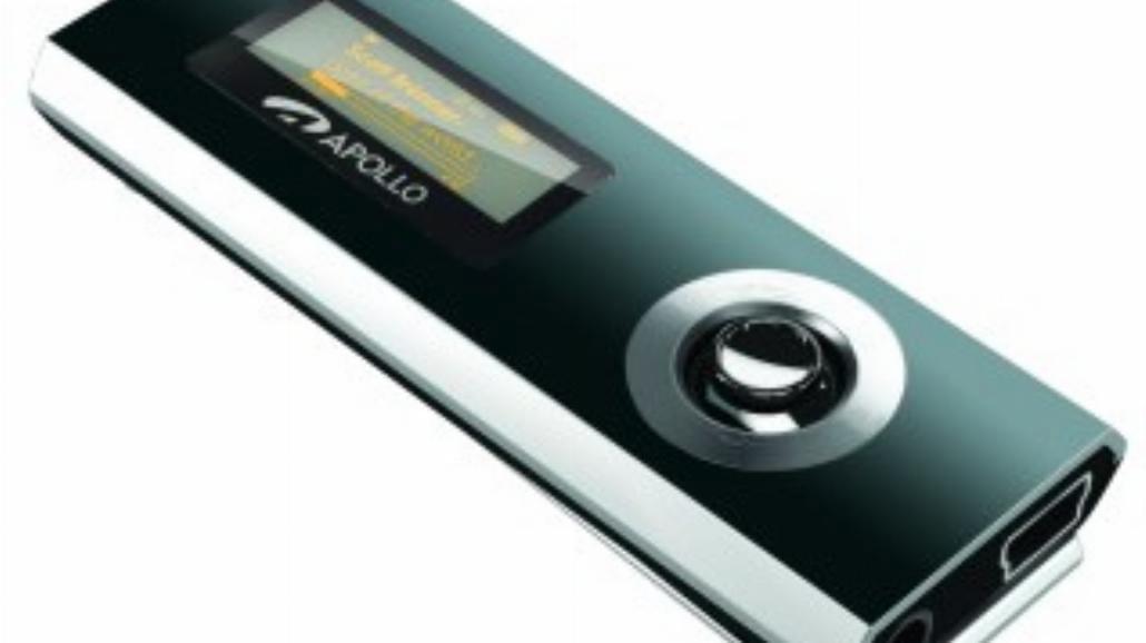 Simple i Twist - nowe odtwarzacze MP3 Apollo