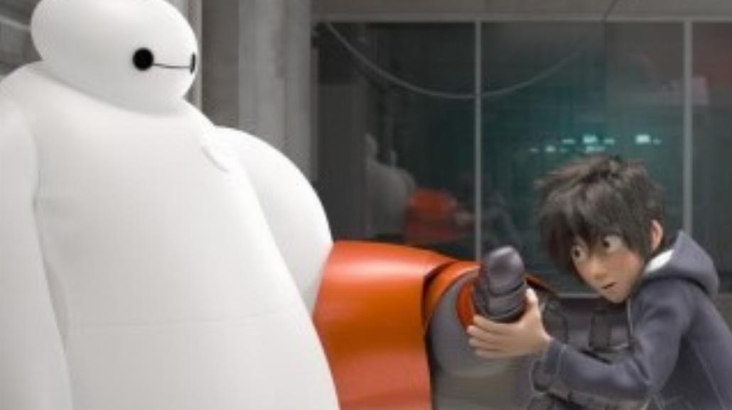 """Zwiastun nowej animacji Disneya """"Wielka 6"""""""