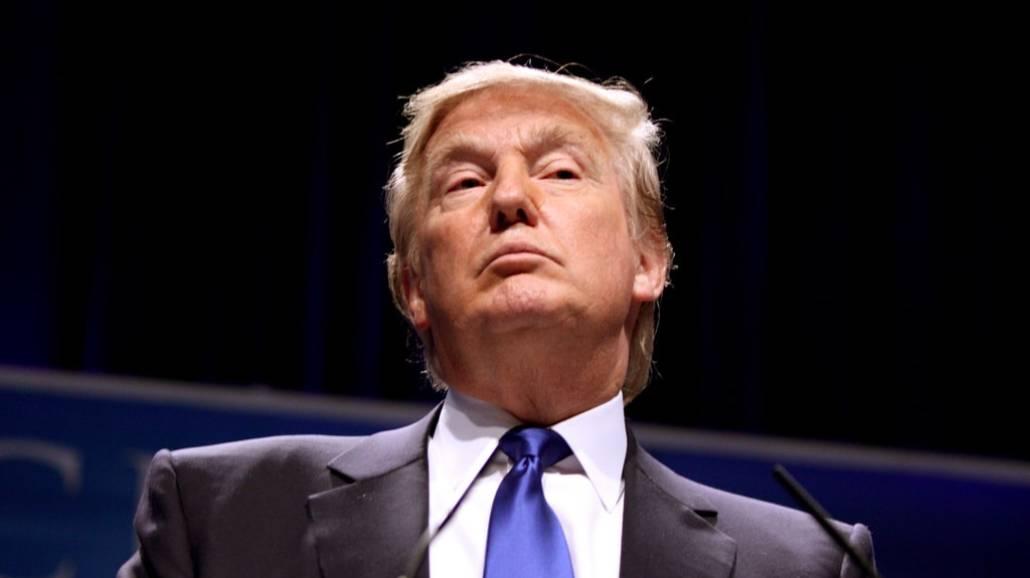 Donald Trump pozwany przez aktorkÄ™ porno