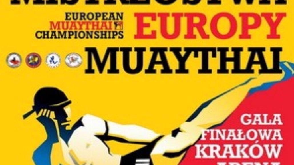 Mistrzostwa Europy Muaythai 2014 w Krakowie