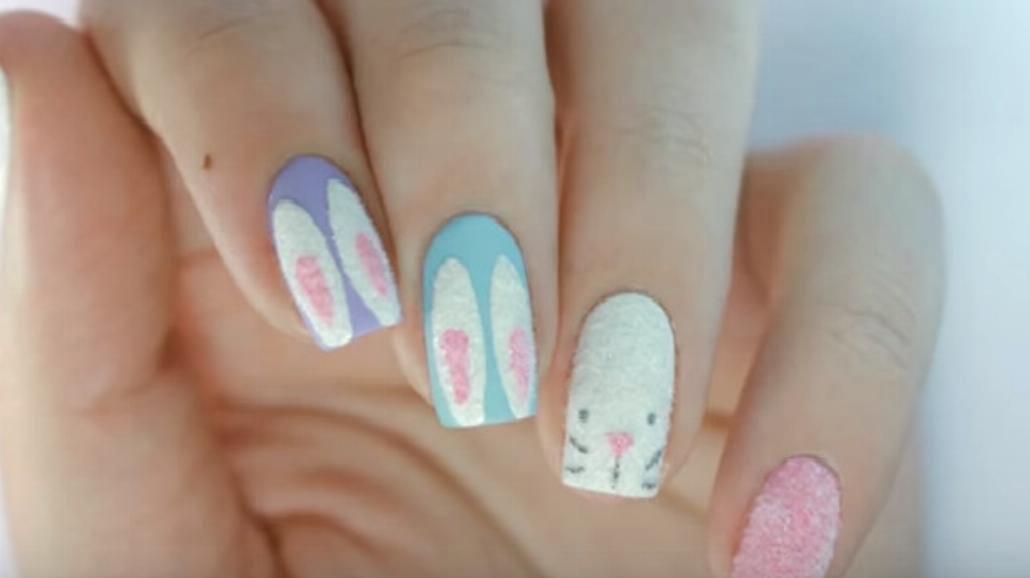 Wielkanocny manicure  [WIDEO]