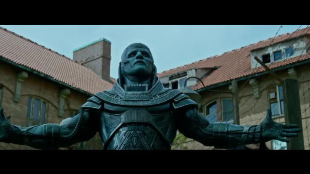 """Pokaz mocy mutantów w finałowym zwiastunie """"X-Men: Apocalypse"""" [WIDEO]"""