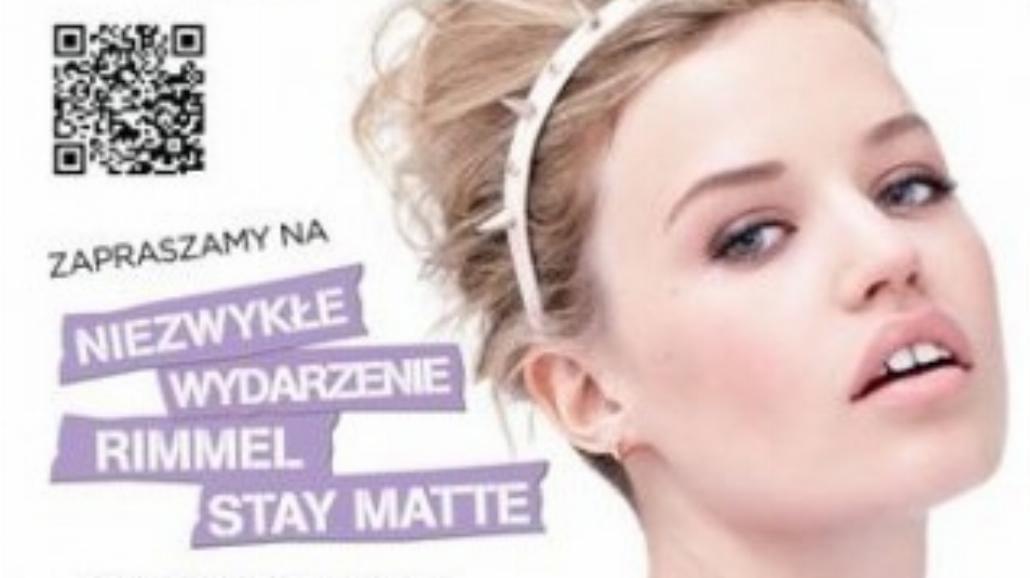 Rimmel Stay Matte we Wrocławiu