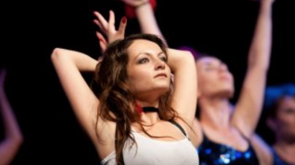 Szał ciał na zajęciach otwartych w Akademii Tańca!