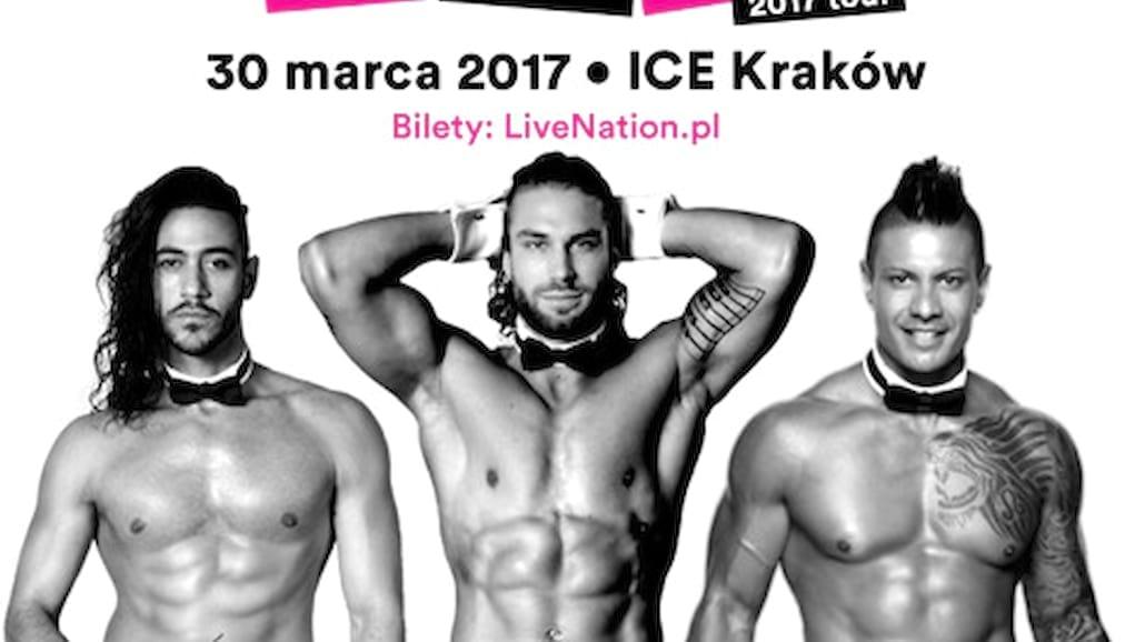 CHIPPENDALES wracają do Polski! Poznajcie szczegóły gorącego show! [18+]