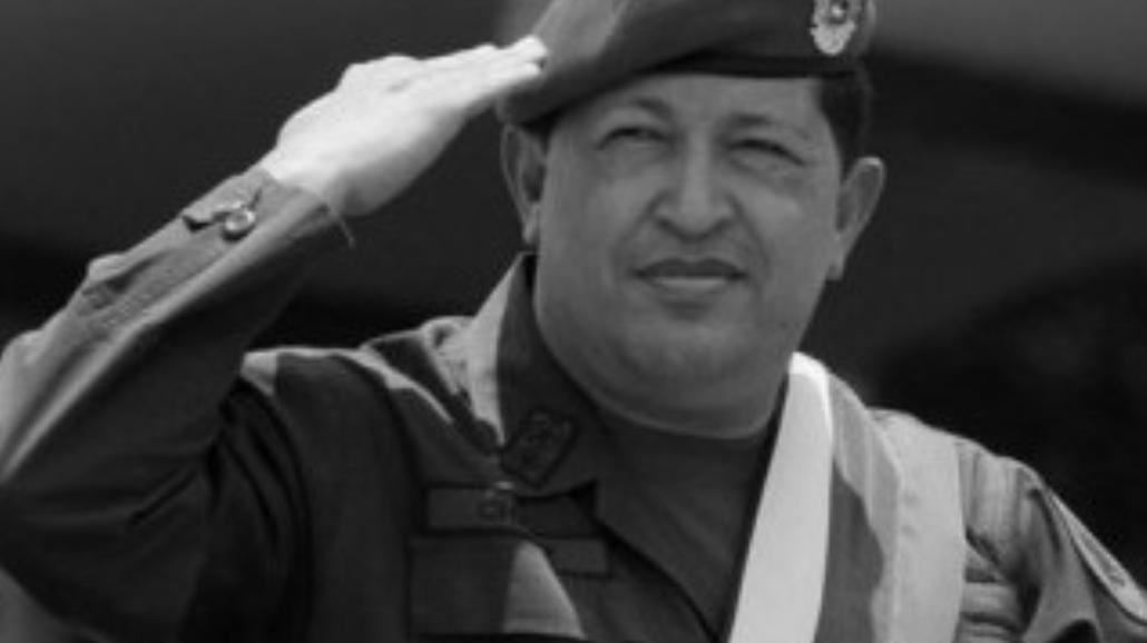Hugo Chavez nie żyje