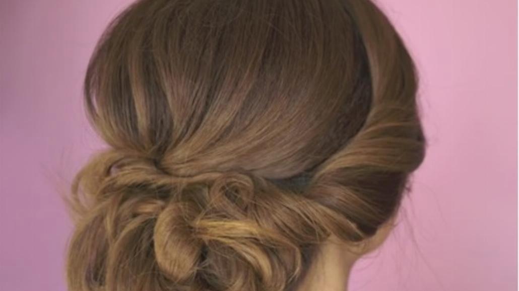 Jak uczesać romantyczne letnie upięcie włosów? Zobacz filmik [WIDEO]