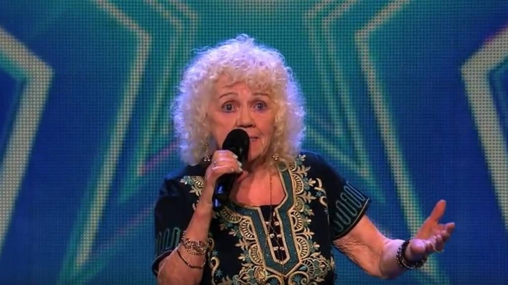 """Ta 81-letnia babcia zachwyciÅ'a jurorÃłw """"Got Talent""""! WzruszajÄ…ce nagranie podbija Å›wiat [WIDEO]"""