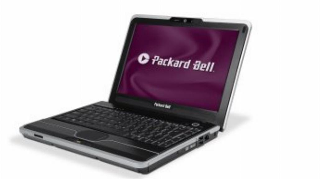 Nowy PackardBell - mały, lekki, oryginalny
