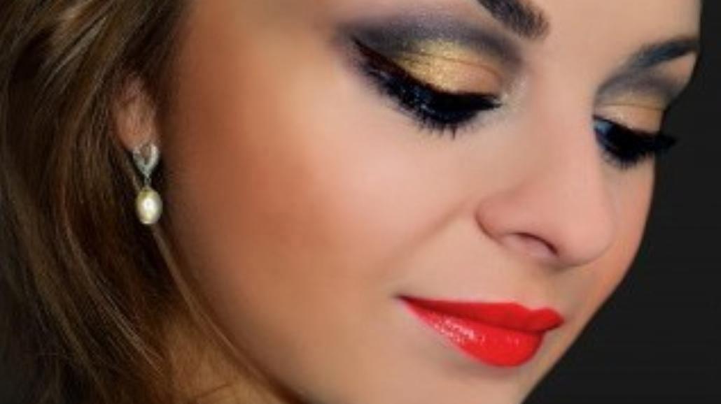 Niepowtarzalne makijaże sylwestrowe