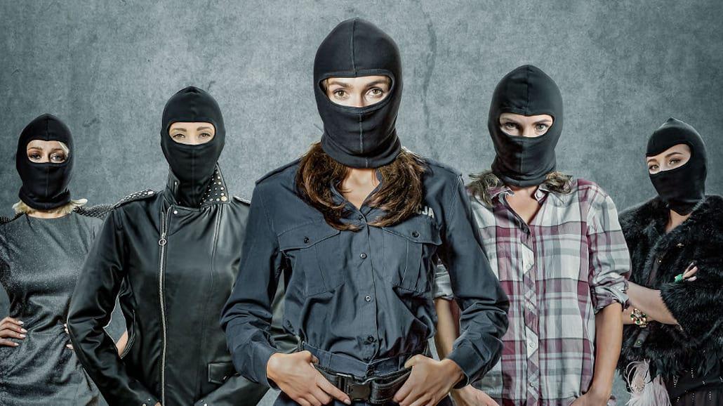 Kobiety mafii