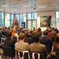 Odbyła się konferencja w ramach projektu British-Polish Investment Alliance - spotkanie, wykłady, dyskusje, panele, promocja Polski, Ambasada Brytyjska