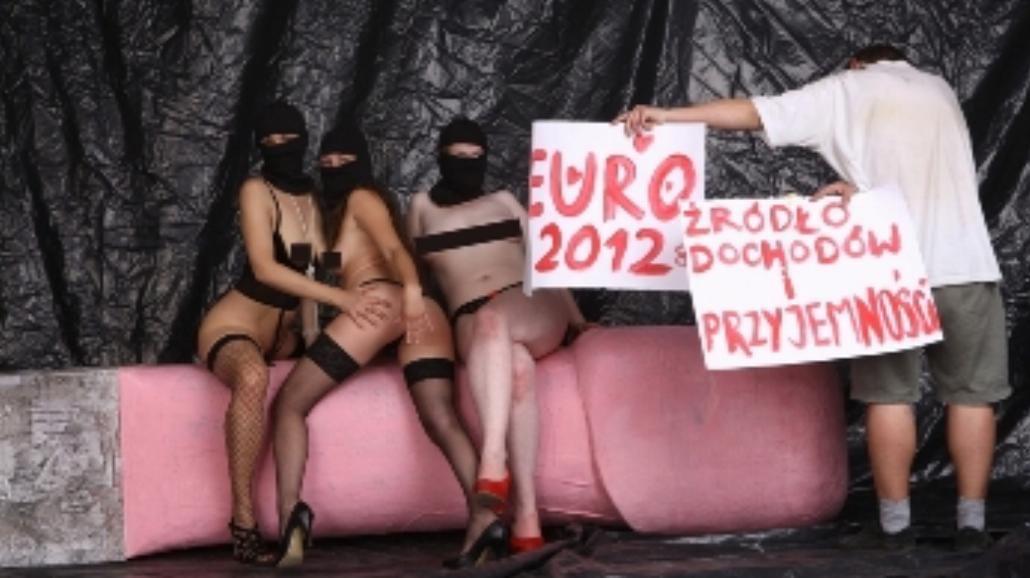 Polskie artystki domagają się prawa do prostytucji