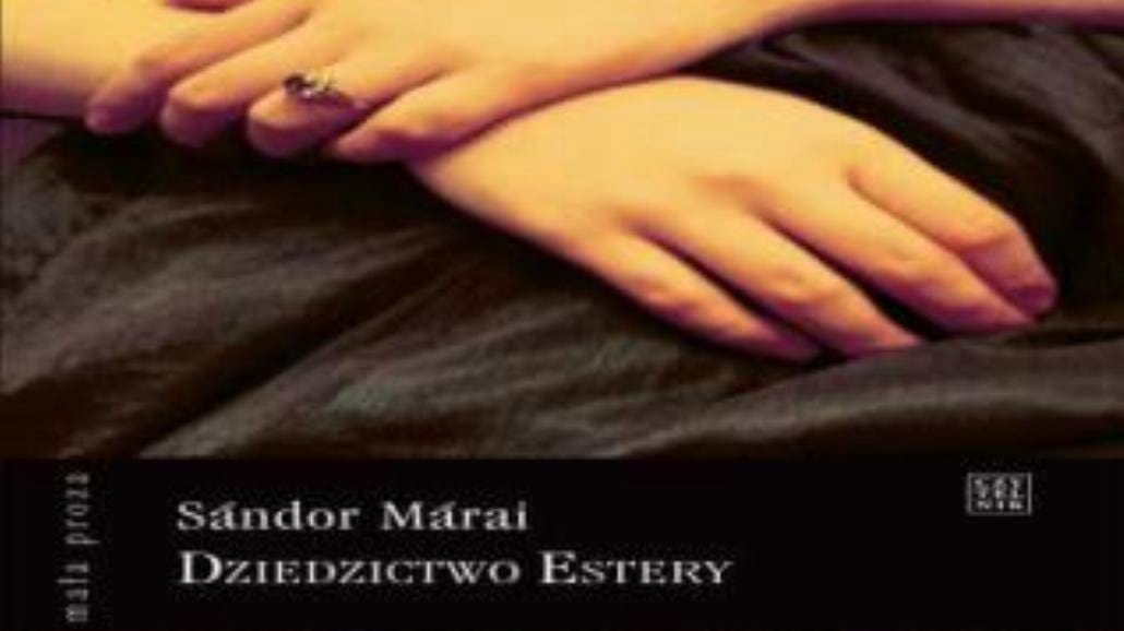 Nowa książka Sandora Máraia