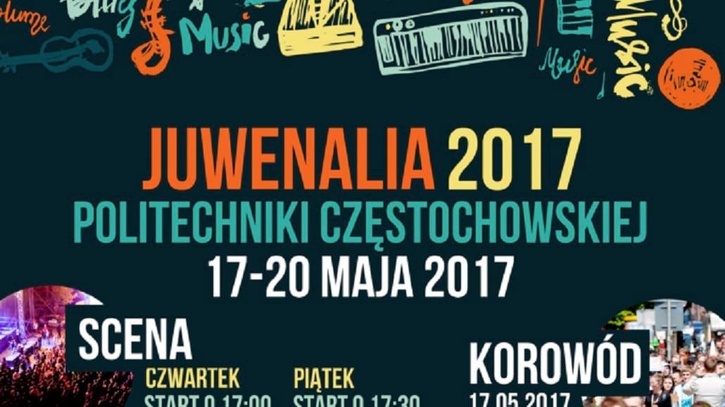 Juwenalia Politechnika CzÄ™stochowska 2017