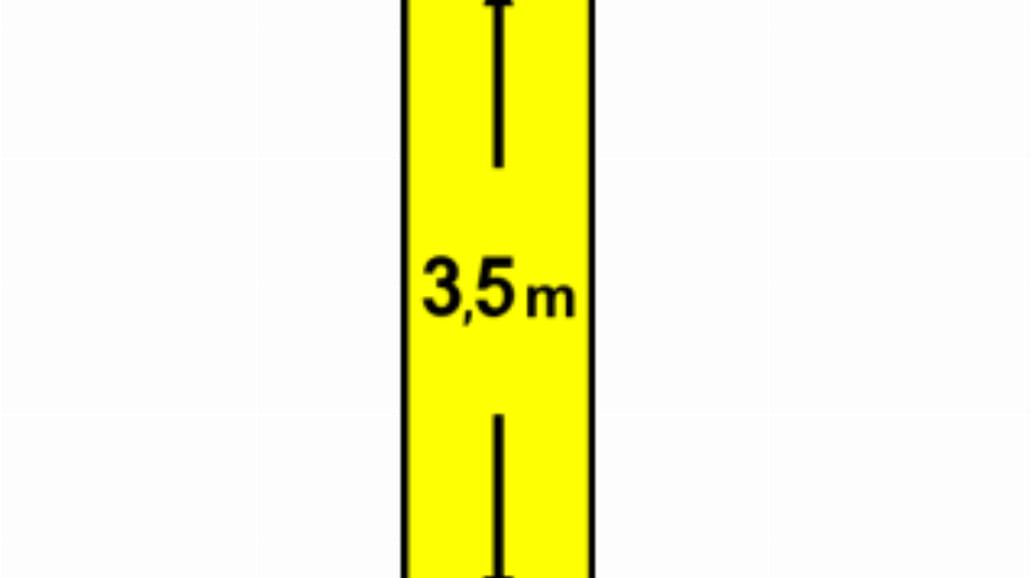 """W-7 """"wysokość skrajni pionowej na moście lub w"""