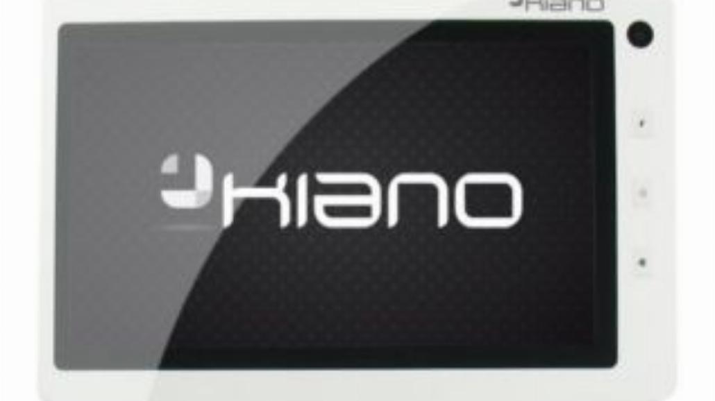 Kiano - nowość na rynku tabletów