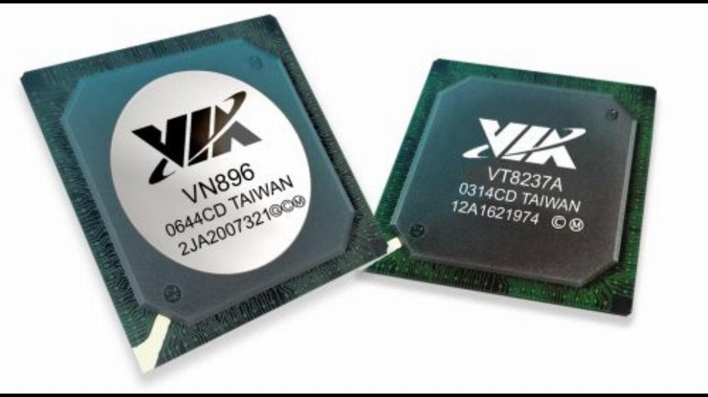 VIA wprowadza multimedialny chipset PCI Express