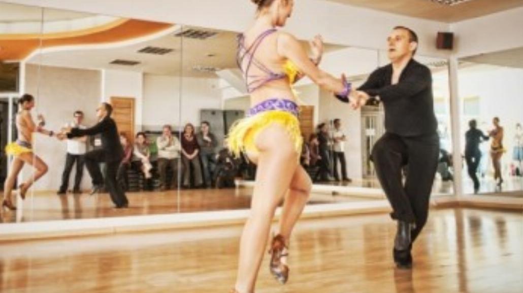 Dzień kobiet w Klubie Tańca