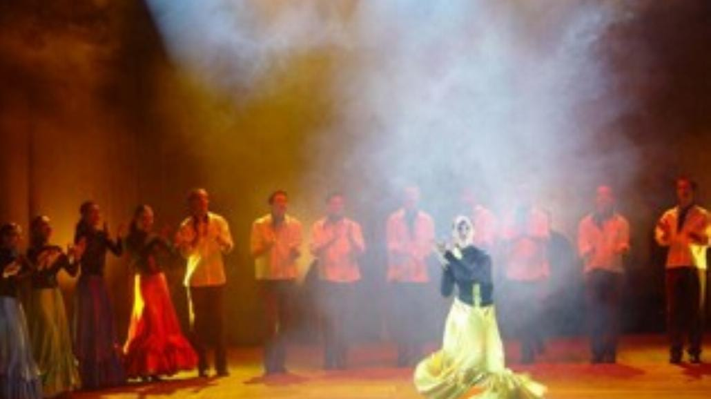 Największe na świecie show flamenco w Polsce
