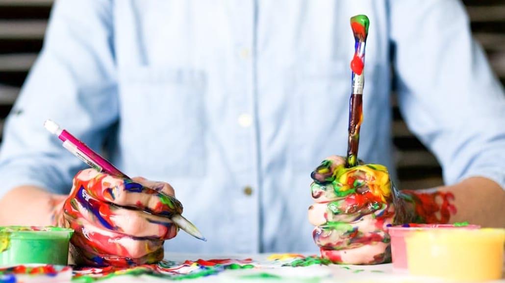Chcesz pobudzić swoją kreatywność w pracy? Oto sposoby! - kreatywność w pracy, jak znaleźć pracę, oferty pracy, praca