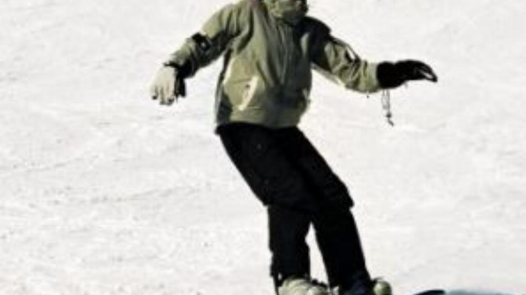 Snowboardowy szał