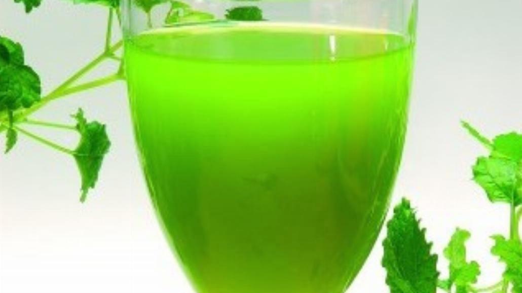 Eliksir młodości, czyli naturalny sok z pietruszki