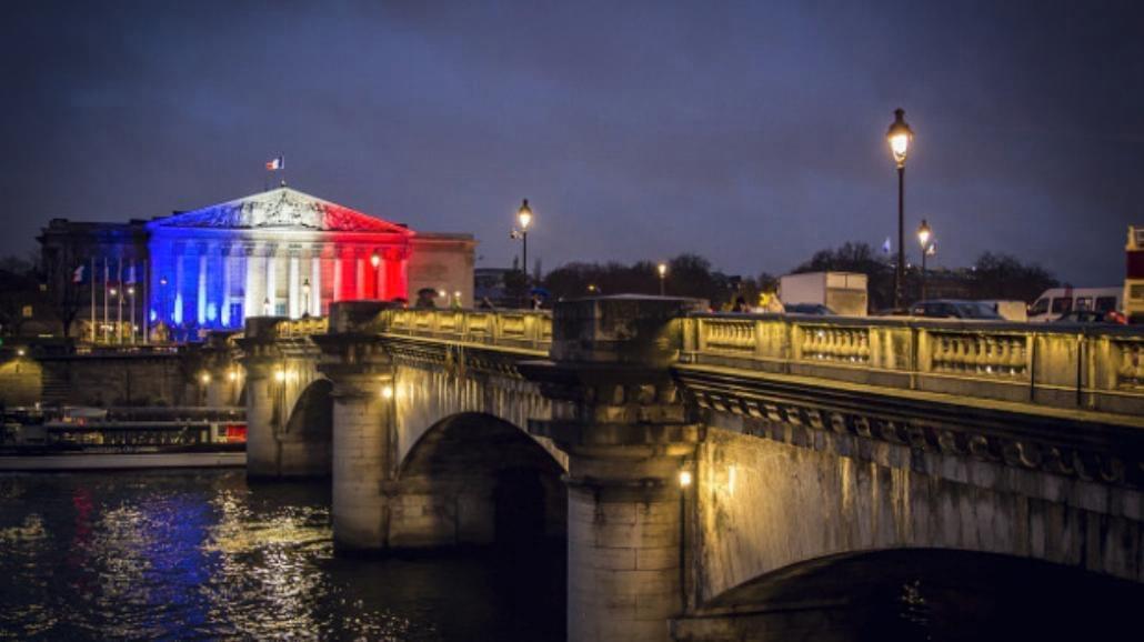 Wspaniałe chwile w Paryżu