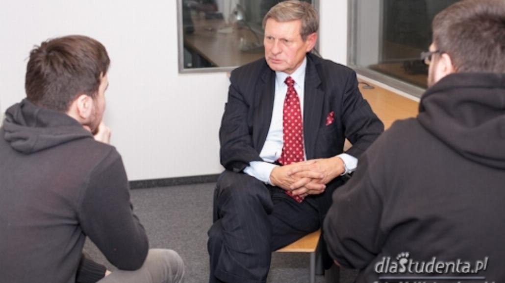 Leszek Balcerowicz: Trzeba bronić wolności