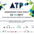 Nadchodzą Akademickie Targi Pracy Trójmiasto 2017 - Wydarzenie, spotkania, warsztaty, konkursy, ATP