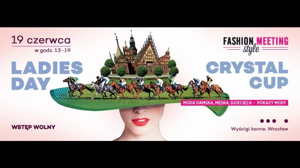 Modowe szaleństwo na wyścigach konnych