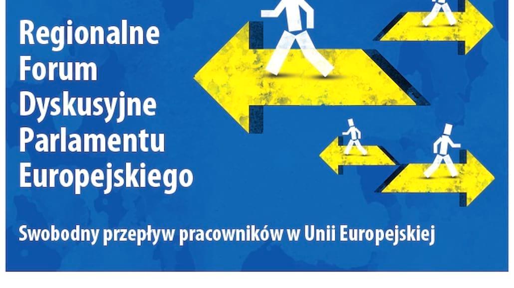 Regionalne Forum Dyskusyjne Parlamentu Europejskiego w Opolu